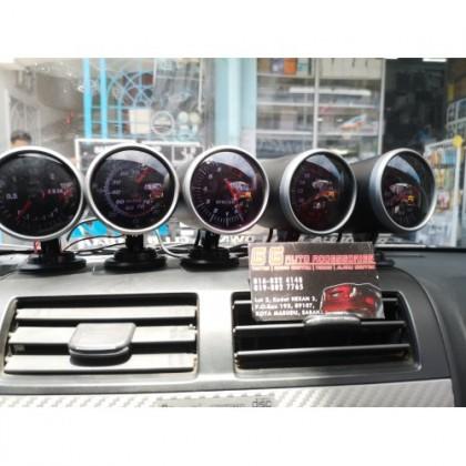 Hks Meter Vacuum For All Car Universal