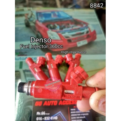 Denso Fuel Injector High Impedance