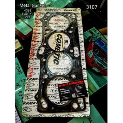 Cosmetic Metal gasket