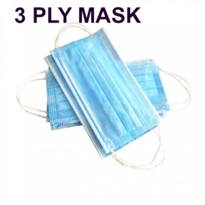 Hots Sales ️ Mask 3Layer With Certificato Register️️