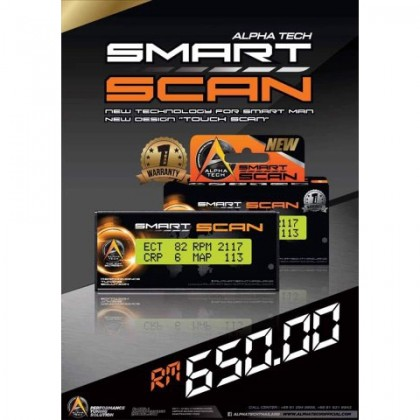 Alpha Tech Smart Scan FREE STAND️