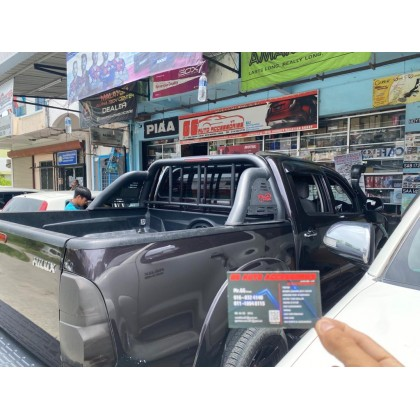 Roll Bar Eagle Made In Thailand